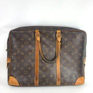 Louis Vuitton Porte Documente Briefcase Bag